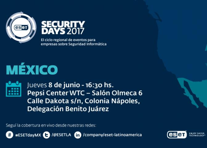 ESD México 2017