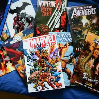 Dc Comics Marvel Novels Superhero