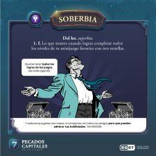 Soberbia